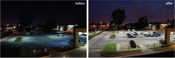 Parking Lot Lighting What You Need To Know Chle Electric