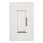 Lutron Maestro LED dimmer switch