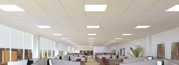 lighting retrofit-office-lighting