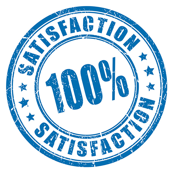 Satisfaction-guarenteed